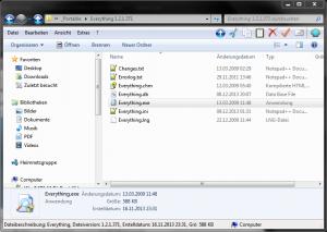 Windows Explorer Screenshot